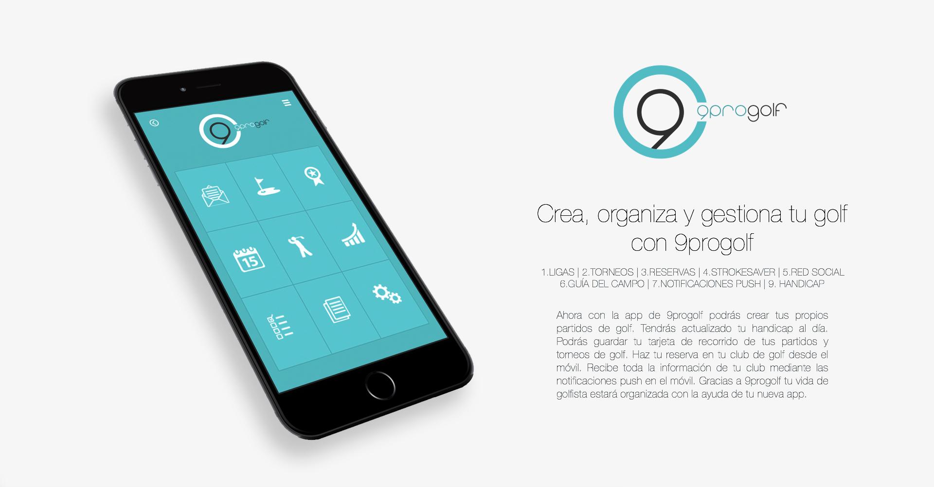 9progolf | App Pro