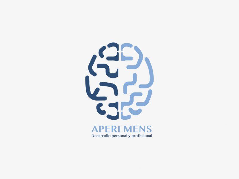 Aperi Mens  Logo