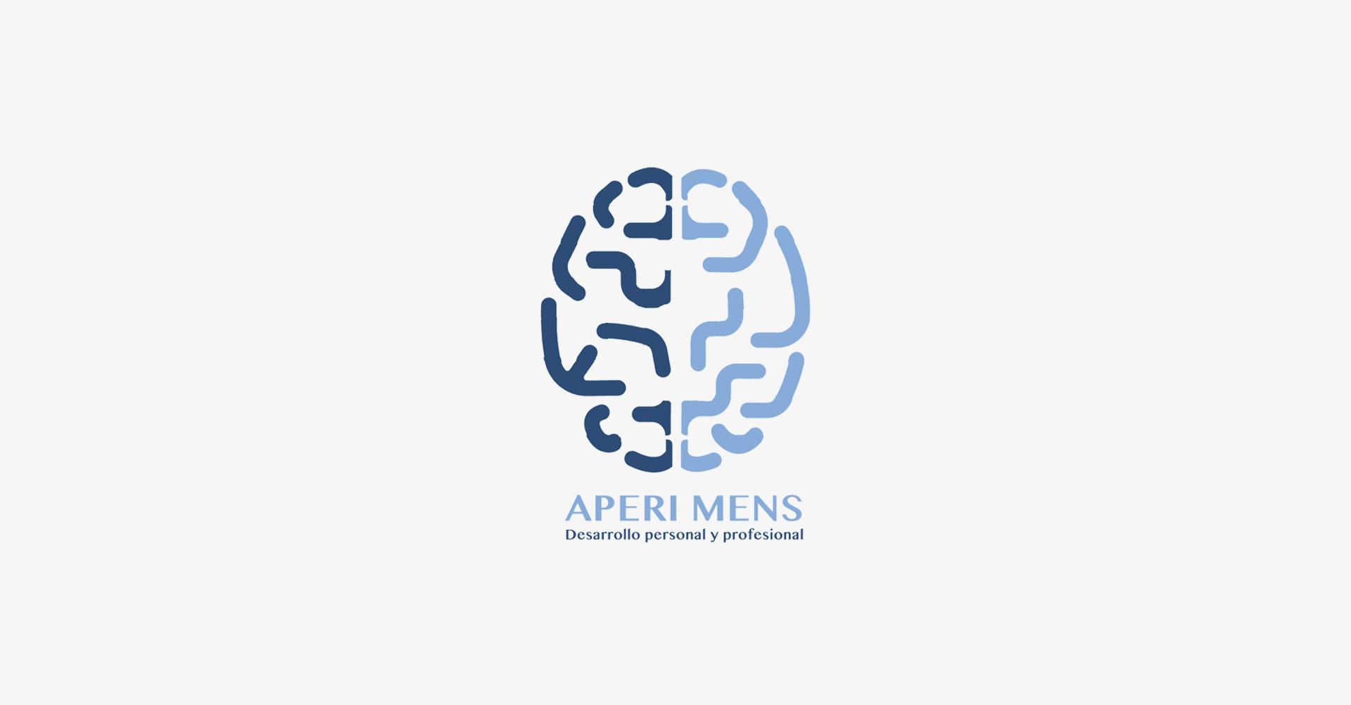 Aperi Mens| Logo