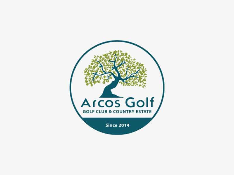 Arcos Golf   Logo