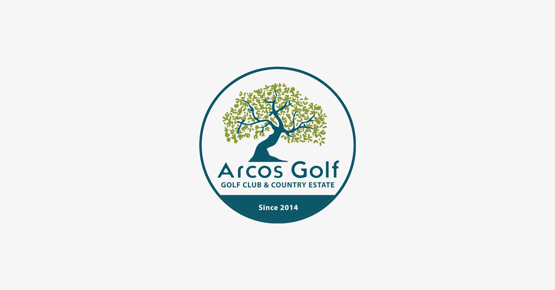 Arcos Golf | Logo