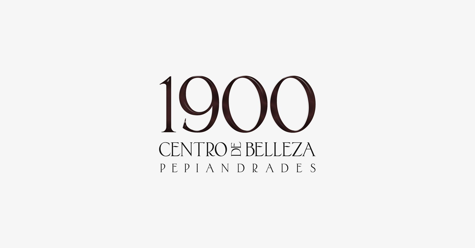 Centro de Belleza 1900 | Logo