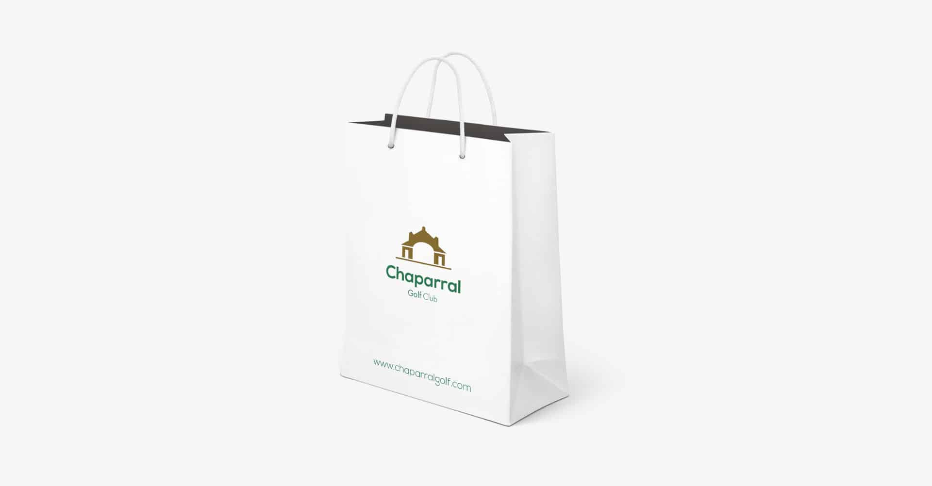 Chaparral Golf Club | Packaging