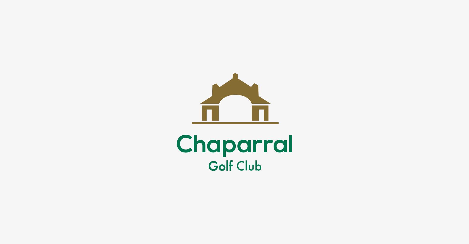 Chaparral Golf | Logo
