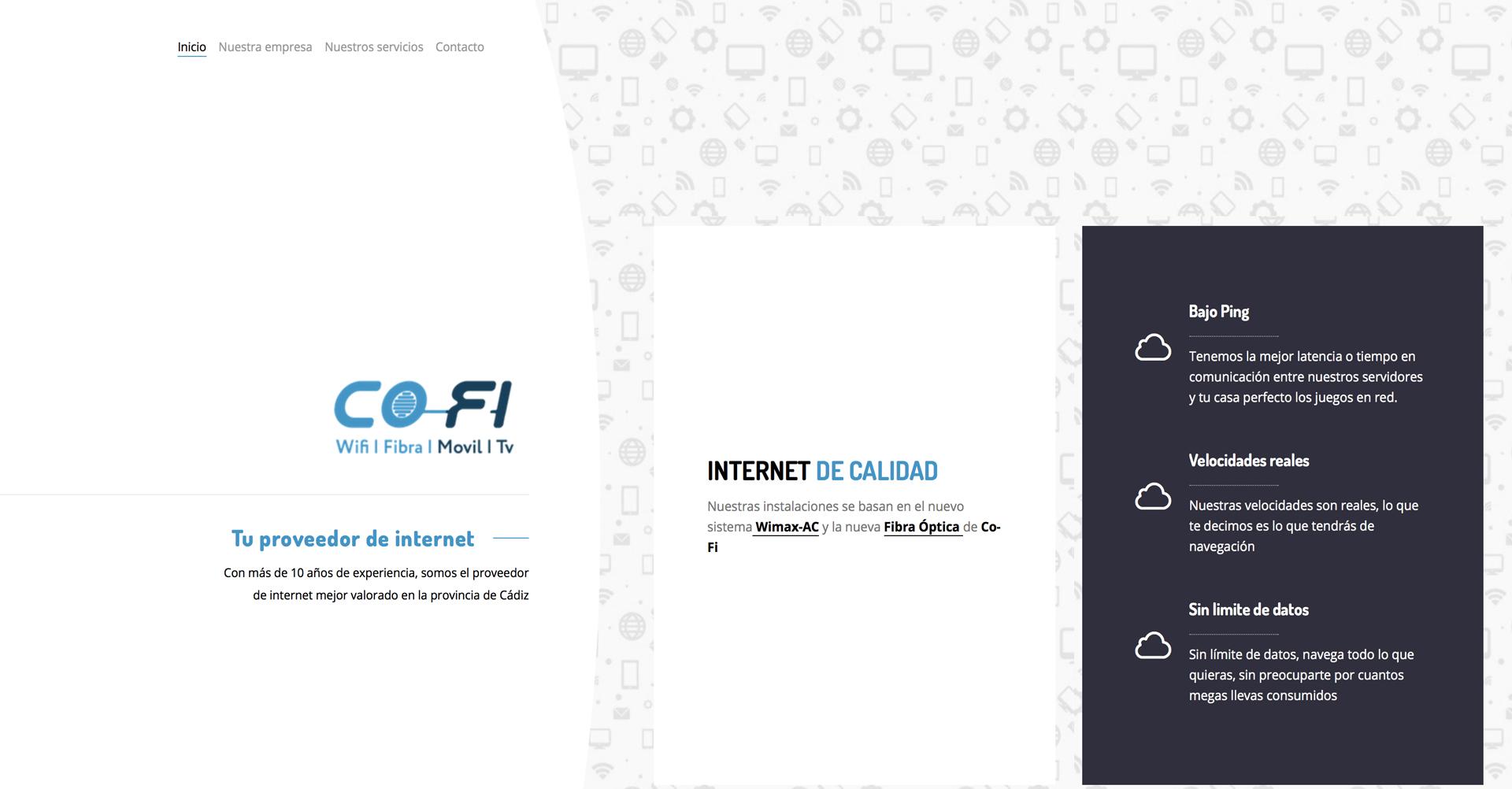 Co-fi | Web