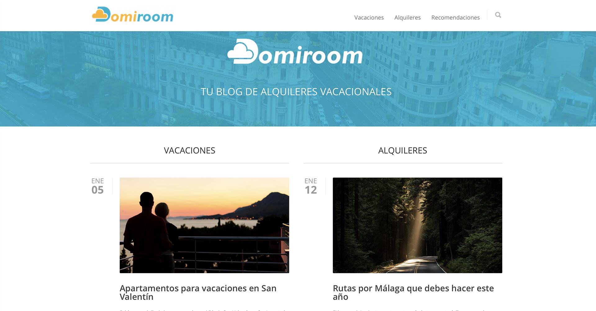 Domiroom | Blog