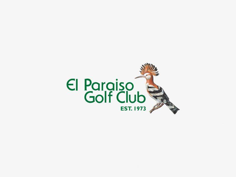 El Paraiso Golf   Logo