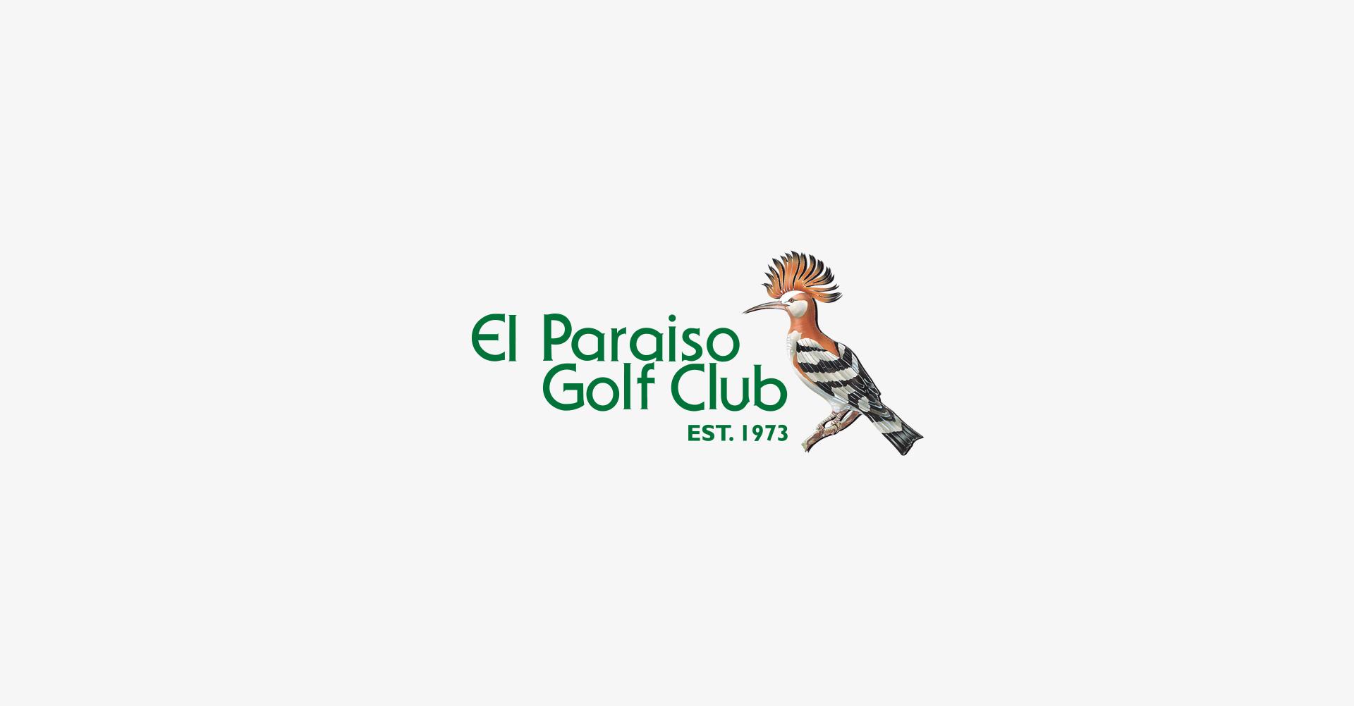 El Paraiso Golf | Logo