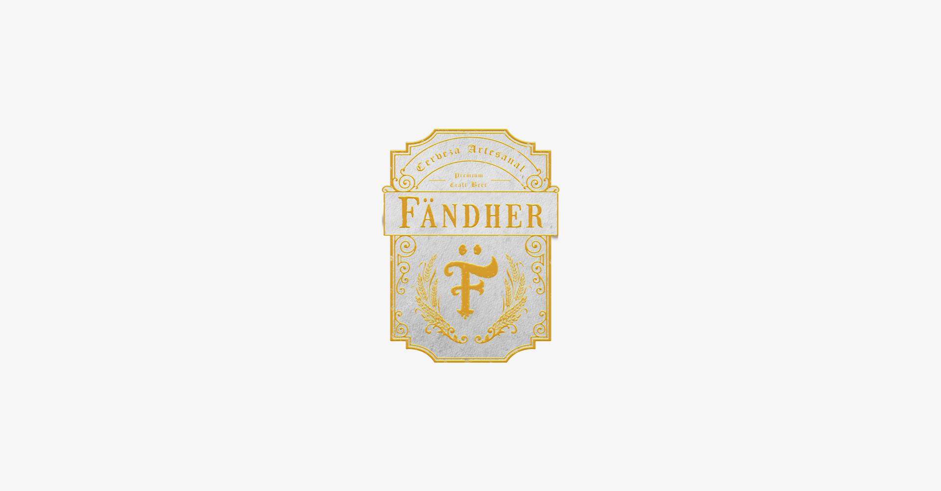 Fandher | Logo