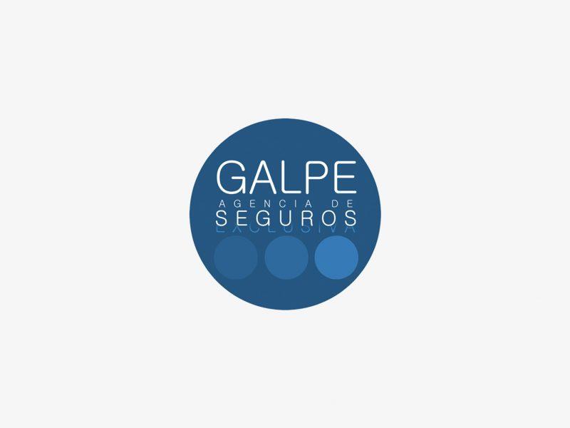 Galpe Agencia de Seguros Exclusivas   Logo
