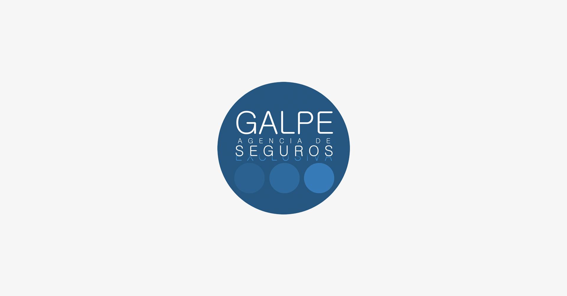Galpe Agencia de Seguros Exclusivas | Logo