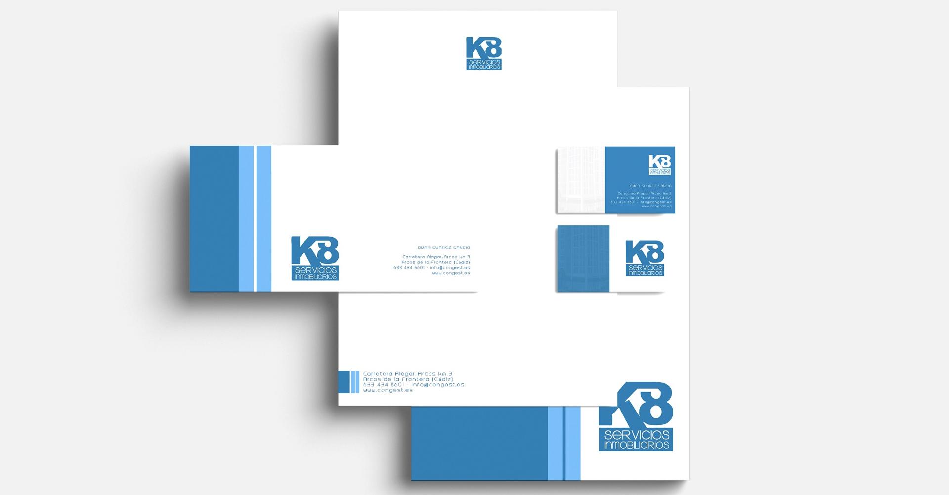 K8 Servicios inmobiliarios | Corporativa
