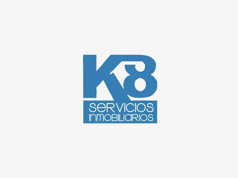 K8 Servicios inmobiliarios | Logo
