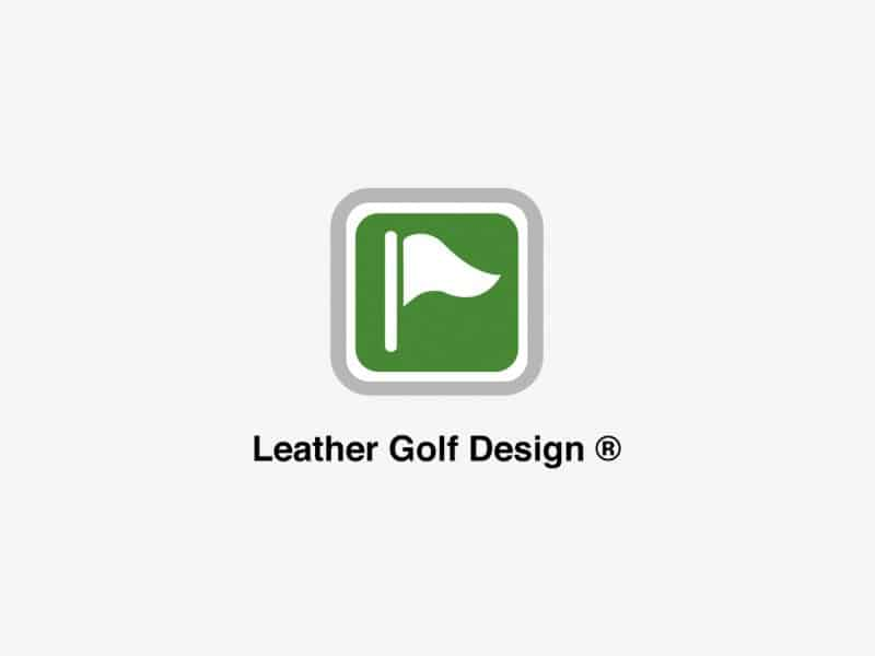 Leather Golf | Logo