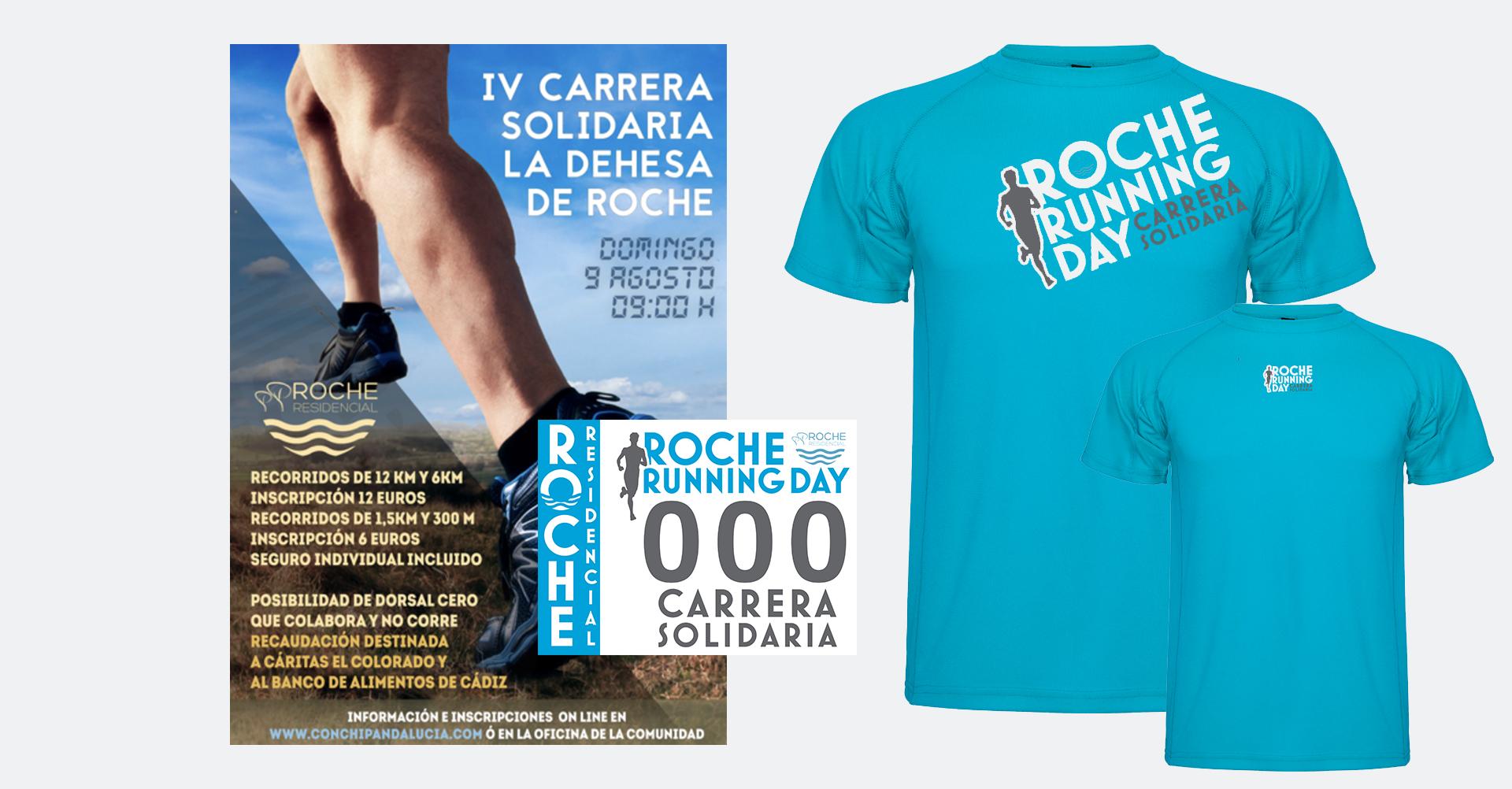 Roche Residencial | Carrera Solidaria