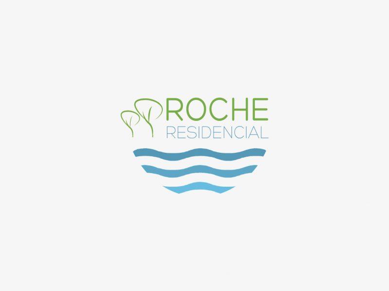 Roche Residencial   Logo