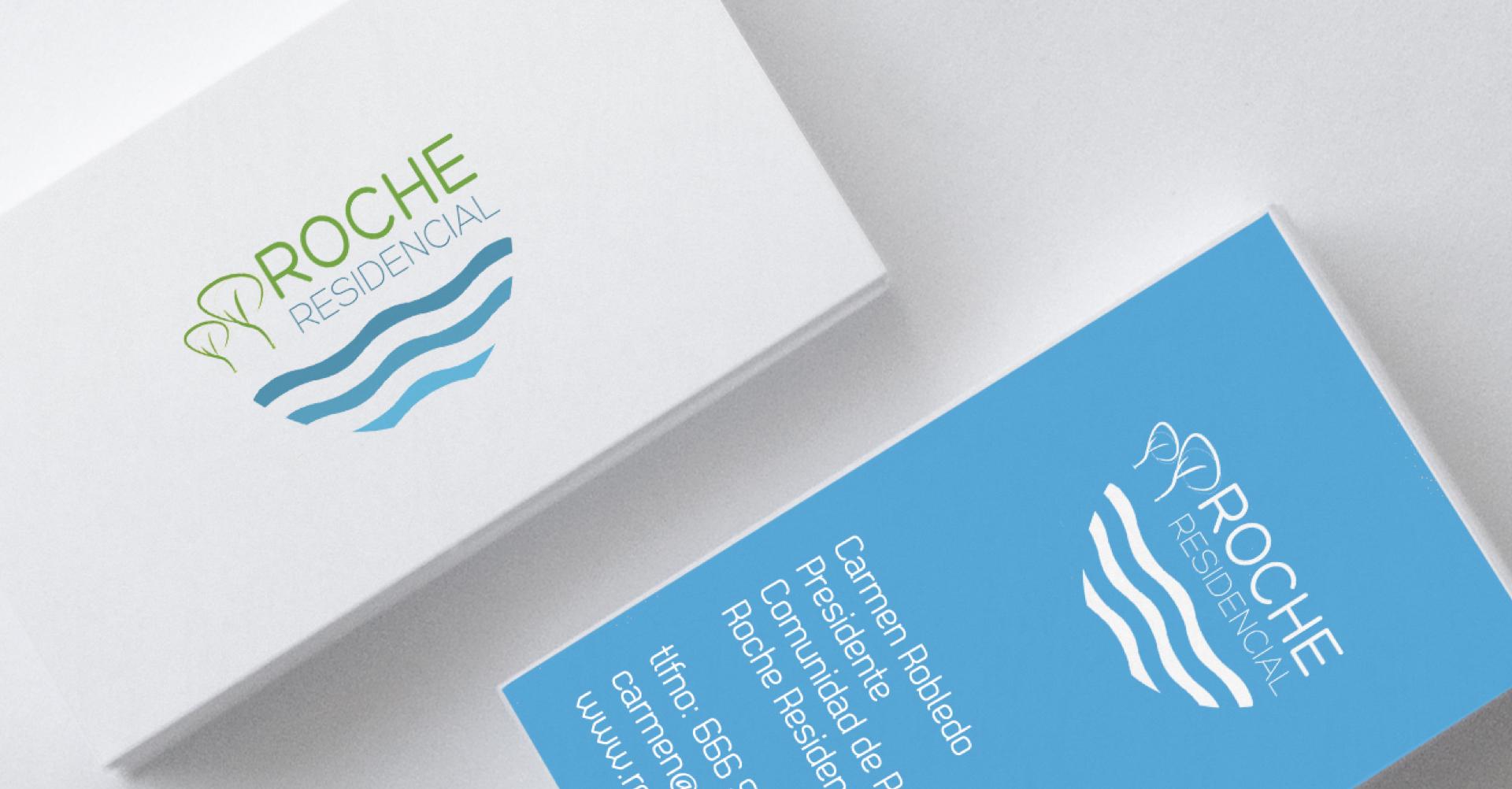 Roche Residencial | Tarjetas