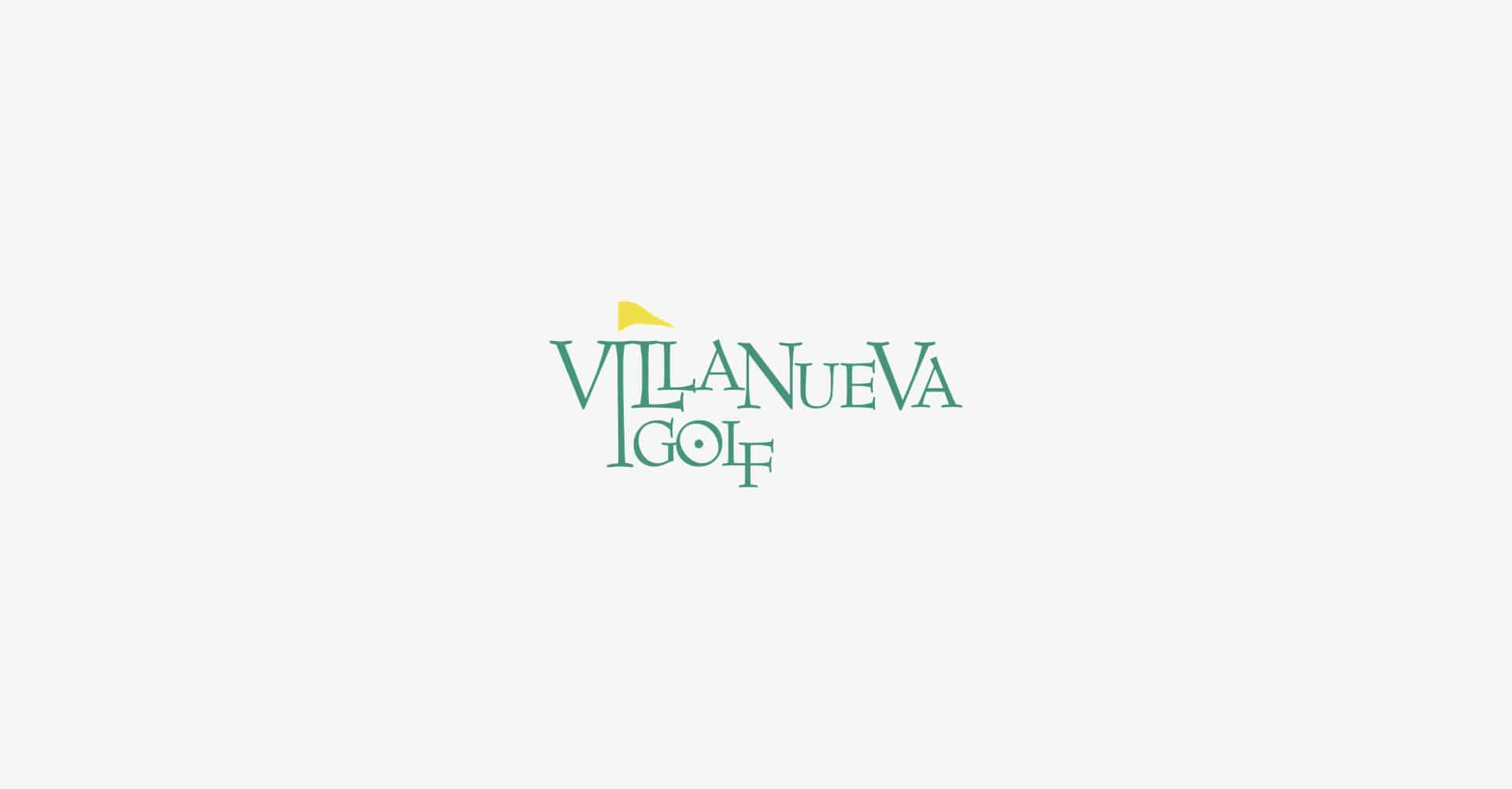 Villanueva Golf | Logo