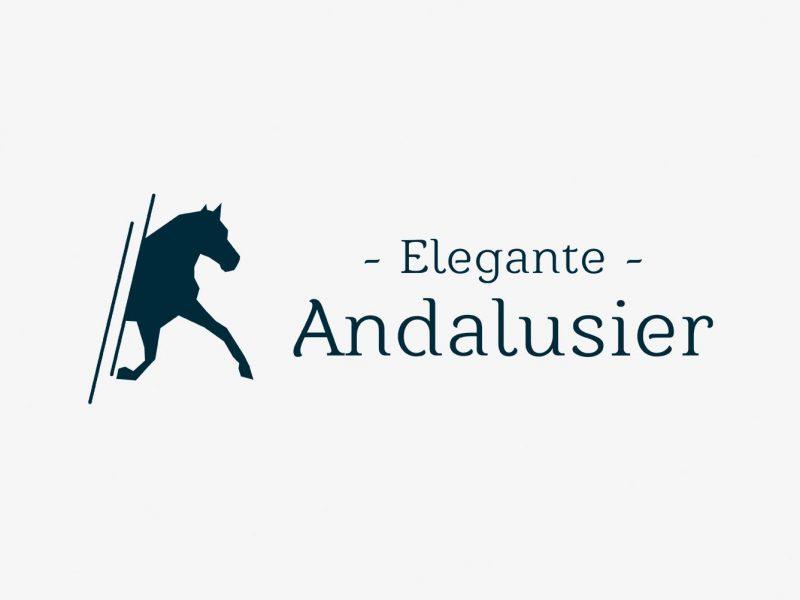 Logo Elegante Andalusier