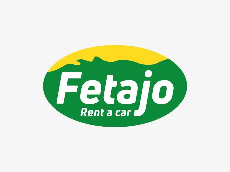 Logo Fetajo Rent a Car