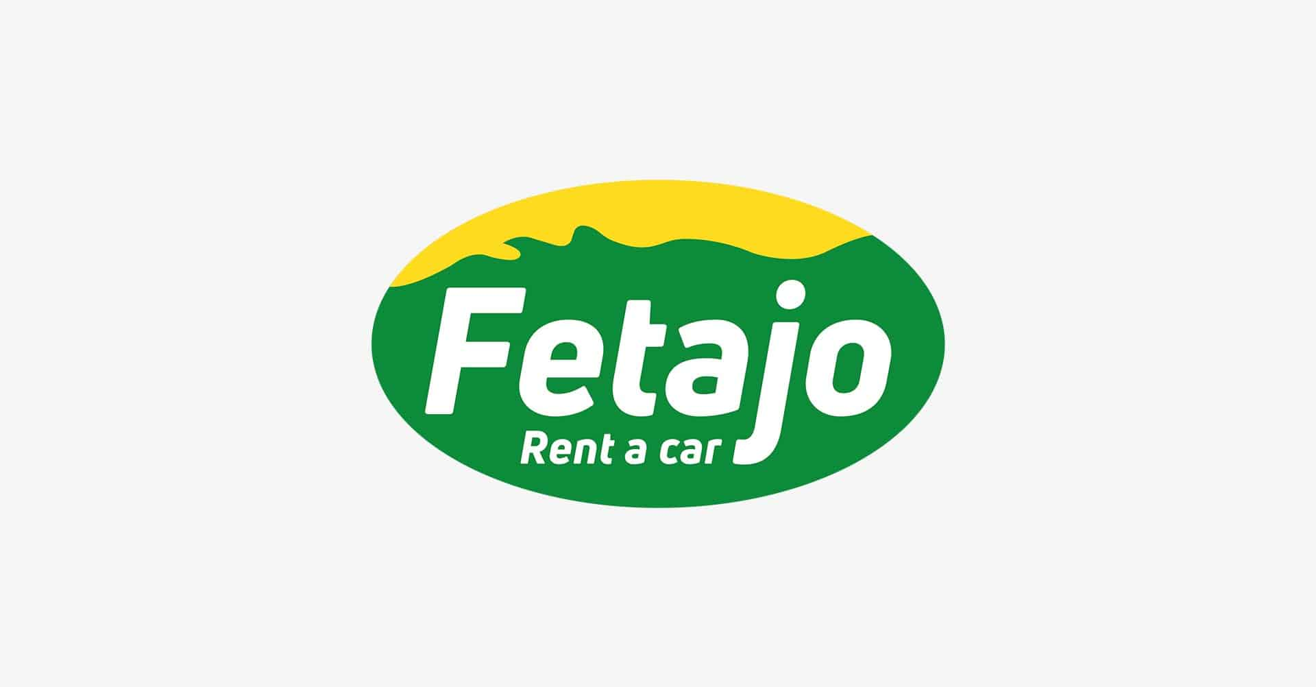 Logo Fetajo Rent a Car